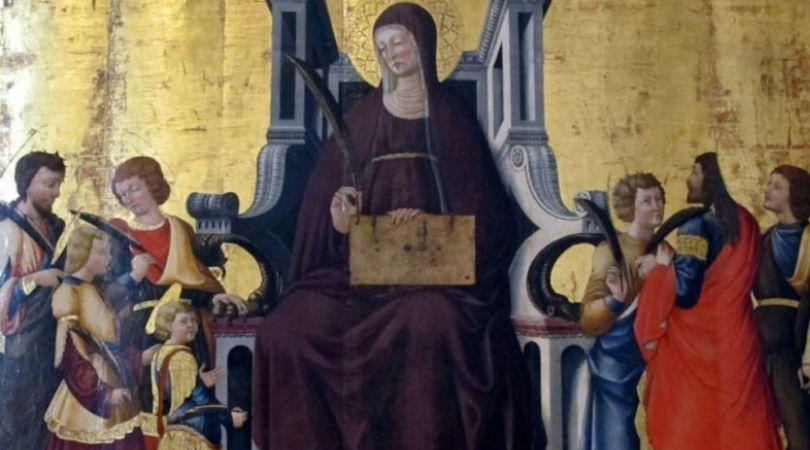 Las familias católicas numerosas son promovidas en el calendario litúrgico tradicional-MarchandoReligion.es