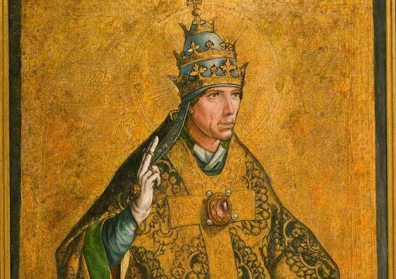 San Gregorio Magno-MarchandoReligion.es